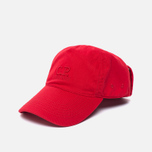 Мужская кепка C.P. Company Goggle Baseball Logo Mars Red фото- 1