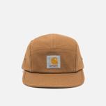 Мужская кепка Carhartt WIP Backley Hamilton Brown фото- 0