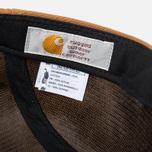 Мужская кепка Carhartt WIP Backley Hamilton Brown фото- 4