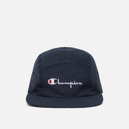Мужская кепка Champion Reverse Weave 5 Panel New Navy