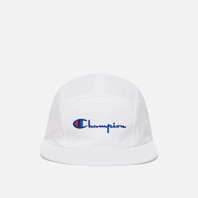 Кепка Champion Reverse Weave 5 Panel White