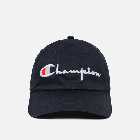 Мужская кепка Champion Reverse Weave Baseball New Navy