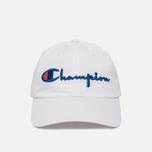 Кепка Champion Reverse Weave Baseball White фото- 0