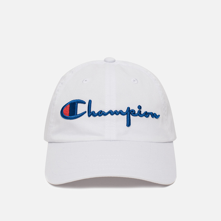 Мужская кепка Champion Reverse Weave Baseball White
