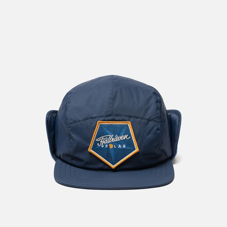 Кепка Fjallraven Polar Padded Dark Navy