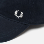 Fred Perry Classic Men's Cap Navy photo- 3