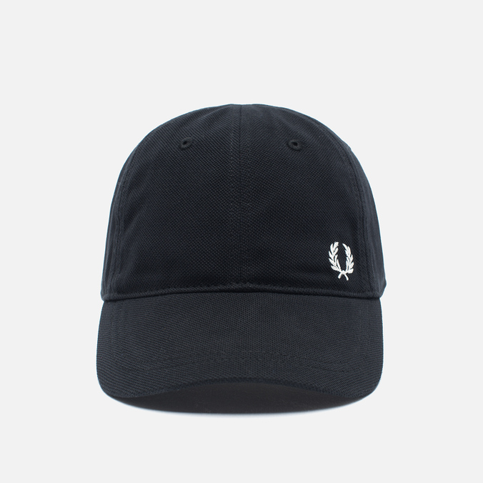 Мужская кепка Fred Perry Pique Classic Black