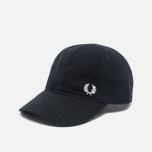 Мужская кепка Fred Perry Pique Classic Black фото- 1