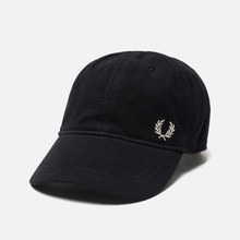 Кепка Fred Perry Pique Classic Black/White фото- 1