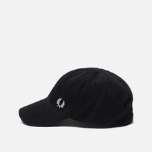 Кепка Fred Perry Pique Classic Black/White фото- 2