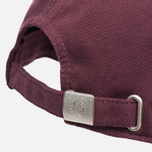 Fred Perry Pique Classic Men's Cap Maroon photo- 4