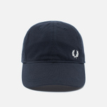 Fred Perry Pique Classic Men's Cap Navy photo- 0