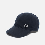 Fred Perry Pique Classic Men's Cap Navy photo- 1