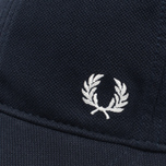 Fred Perry Pique Classic Men's Cap Navy photo- 3