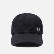 Кепка Fred Perry Pique Classic Navy/White фото- 0