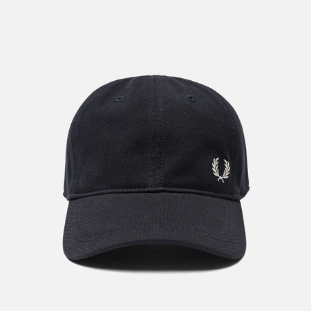 Мужская кепка Fred Perry Pique Classic Navy/White