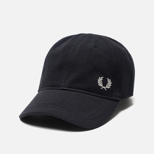 Кепка Fred Perry Pique Classic Navy/White фото- 1