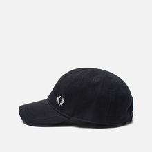 Кепка Fred Perry Pique Classic Navy/White фото- 2