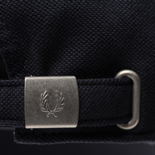 Кепка Fred Perry Pique Classic Navy/White фото- 3