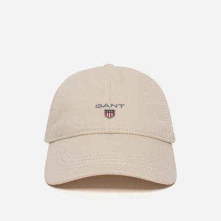 Мужская кепка Gant Basic Twill Putty