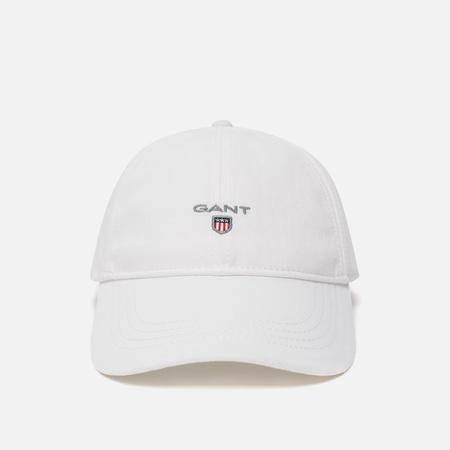 Мужская кепка Gant Basic Twill White
