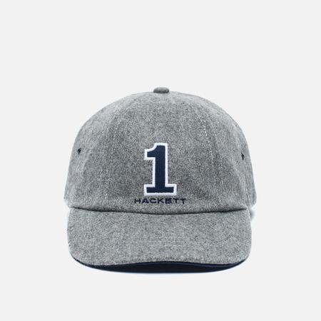 Hackett Number Men's Cap Grey
