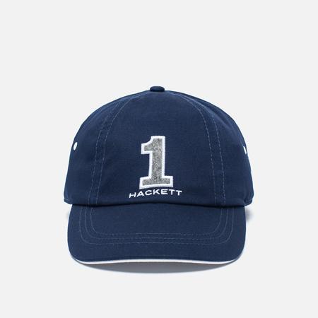 Hackett Number Men's Cap Navy