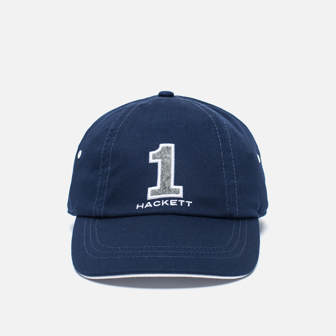 Мужская кепка Hackett Number Navy