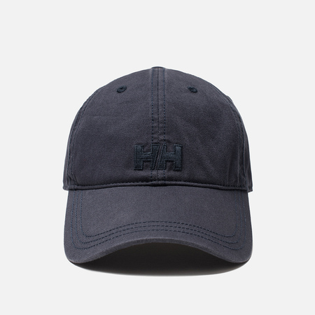 Мужская кепка Helly Hansen Logo Graphite Blue