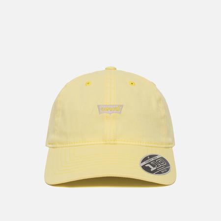 Мужская кепка Levi's Mini Batwing Dad Pastel Yellow