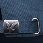 Мужская кепка Lyle & Scott Baseball Badge Logo New Navy фото- 3