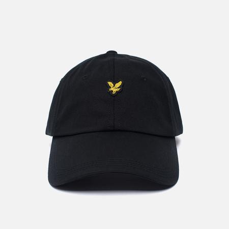 Мужская кепка Lyle & Scott Baseball Badge Logo True Black