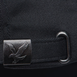 Мужская кепка Lyle & Scott Baseball Badge Logo True Black фото- 3