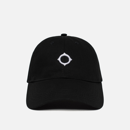 Мужская кепка MA.Strum Icon Jet Black