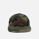 Мужская кепка maharishi Camo 6 Panel Jungle Camouflage фото- 0
