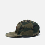 Мужская кепка maharishi Camo 6 Panel Jungle Camouflage фото- 1