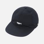 Мужская кепка Nanamica Alphadry Black фото- 2