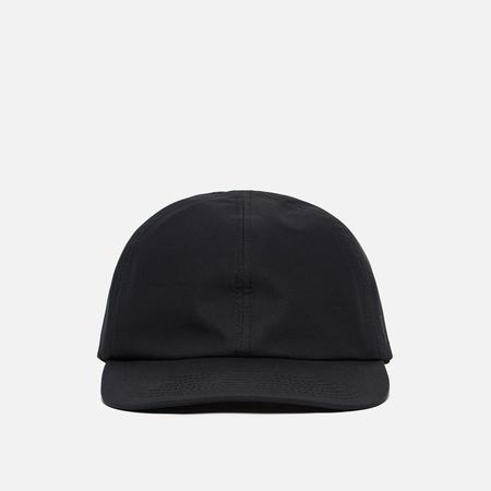 Мужская кепка Nanamica Gore-Tex Woven Black