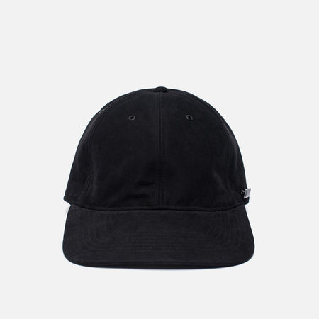 Мужская кепка Nanamica Mole Skin Black