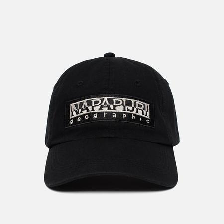 Мужская кепка Napapijri Flon The Tribe Selection Black