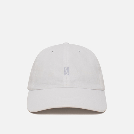 Мужская кепка Norse Projects Light Twill Sports White