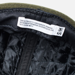 Мужская кепка Norse Projects Melton Earflap 6 Panel Dried Olive фото- 5