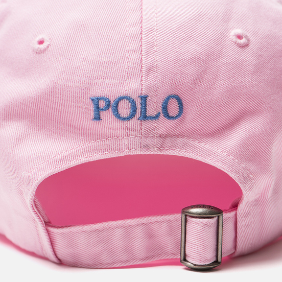 Кепка Polo Ralph Lauren Classic Sport Cotton Chino Taylor Rose