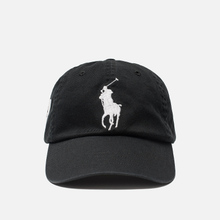 Кепка Polo Ralph Lauren Classic Sport Embroidered Logo Black фото- 0