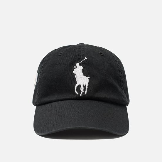 Кепка Polo Ralph Lauren Classic Sport Embroidered Logo Black