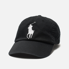 Кепка Polo Ralph Lauren Classic Sport Embroidered Logo Black фото- 1
