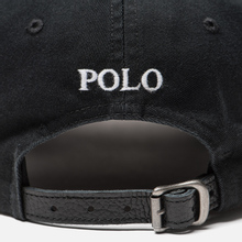 Кепка Polo Ralph Lauren Classic Sport Embroidered Logo Black фото- 4
