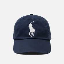 Кепка Polo Ralph Lauren Classic Sport Embroidered Logo Navy фото- 0