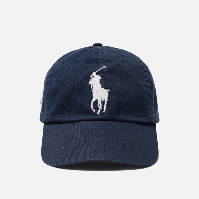 Кепка Polo Ralph Lauren Classic Sport Embroidered Logo Navy