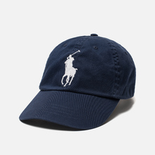 Кепка Polo Ralph Lauren Classic Sport Embroidered Logo Navy фото- 1